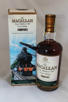Macallan Forties