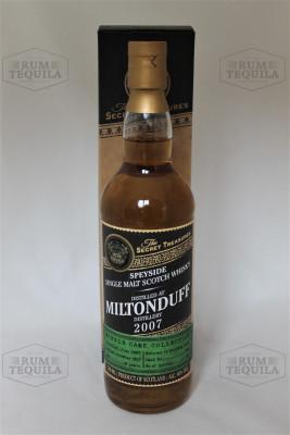 The Secret Treasures Miltonduff 10 YO 2007