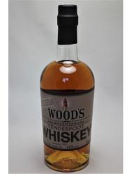 Wood's Tenderfoot Whiskey