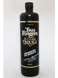 Two Fingers Dos Dedos Tequila