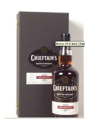 Chieftains´s Brora Unchill-filtered 20 years