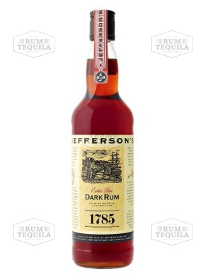 Jefferson's 1785 Dark Rum