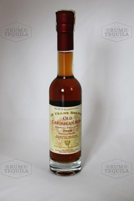 The Secret Treasures Old Caribbean Rum 15 Years Solera 1998