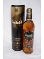 Glenfiddich 15years Distillery Edition Single Malt