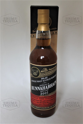 The Secret Treasures Bunnahabhain 15 YO Sherry Cask 2001