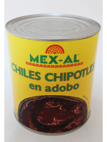 Chiles Chipotle en adobo