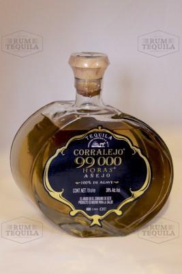 Corralejo Tequila 99,000 Horas Anejo Edición Conmemorativa