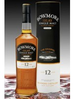 Bowmore Enigma 12years Single Malt