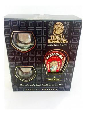 Herradura Reposado (gift pack)