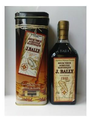 J. Bally Vieux Millesime 1982
