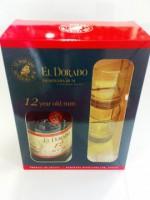 El Dorado 12 years (gift pack)