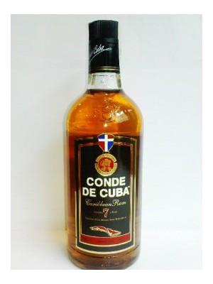 Conde de Cuba 7years