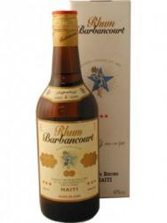 Barbancourt Three stars 4years