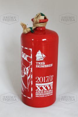 Tres Hombres 2017 / Ed. 18 XXVI Años Solera
