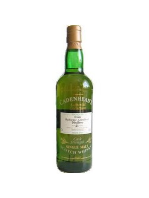 Cadenhead´s Authentic Collection 22 years, cask strength