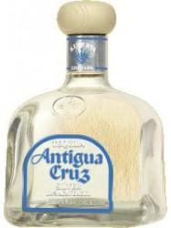 Antigua Cruz Silver