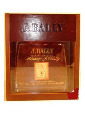 J. Bally Vieux Heritage XO
