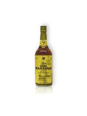 King Managua Importado Gran Reserva 7years