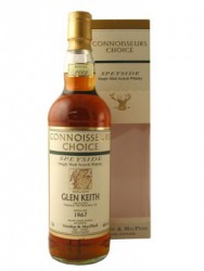 Glen Keith 34 years, cask strength, cask no 2628, bottle no 024