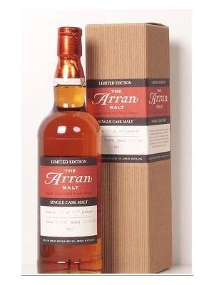 Arran Limited Edition Single Cask