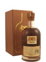 English Harbour 25years Distilled 1981